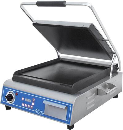 GSG14D Deluxe Single Sandwich Grill with Smooth Plates  14