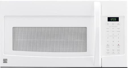 80322 30 Over the Range Microwave with 1.6 cu. ft. Capacity  1000 Watts  10 Power Levels and 300 CFM in