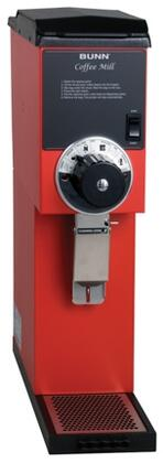 22100.0001 G3 HD Red 3 lbs. Bulk Coffee Grinder with Single Hopper  Fast Grinding  in 739687