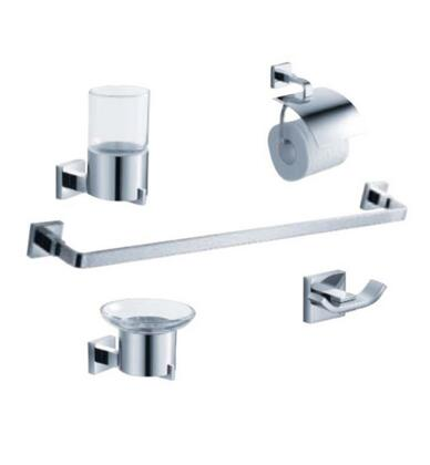 FAC1100 Fresca Glorioso 5-Piece Bathroom Accessory Set -