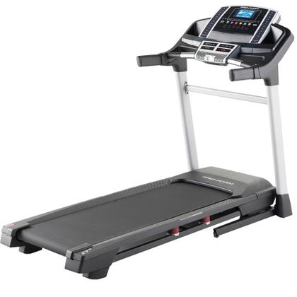 PFTL79113 Power ZT8 Treadmill with 22 Workout Apps  CoolAire Fans  iPod Music Port  iFit Compatible Technology  and SpaceSaver