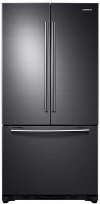 RF18HFENBSG 33 inch  Wide French Door Refrigerator with 18 Cu. Ft. Capacity  2 Humidity-Controlled Crispers  Automatic Filtered Ice Maker  Power Freeze  Power Cool