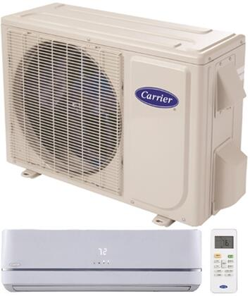 Performance Series Mini Split Single Zone System with 38MAQB121 Outdoor Unit (12K Cooling and Heating) and 40MAQB12B1 Indoor Unit  in 722413