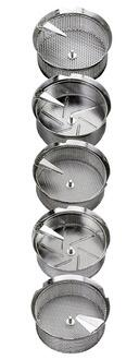 X5040 4 mm Grid for X5 8 qt. Stainless Steel Food