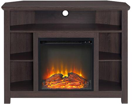 delaney 48 tv stand with fireplace  74791