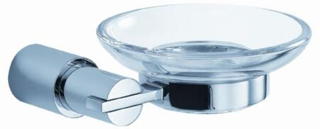Magnifico Collection FAC0103 Soap Dish with Heavy Duty Brass in