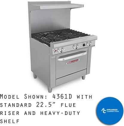 H4363D Ultimate Ranges Series 36