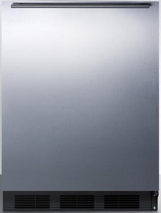 CT66BSSHHADA 24 inch  CT66JADA Series ADA Compliant  Medical Compact Refrigerator with 5.1 cu. ft. Capacity  Dual Evaporator  Zero Degree Freezer Compartment  Cycle