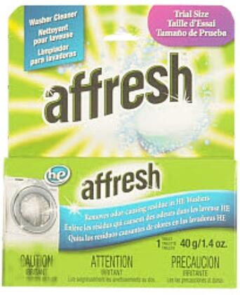 W10181764 Affresh Trial Size Washer