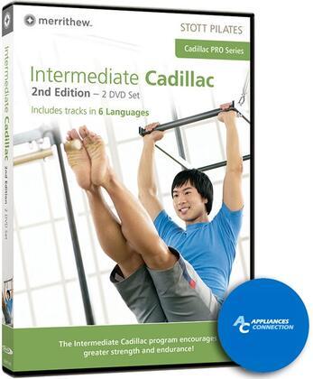 DV81140 Intermediate Cadillac DVD  2nd