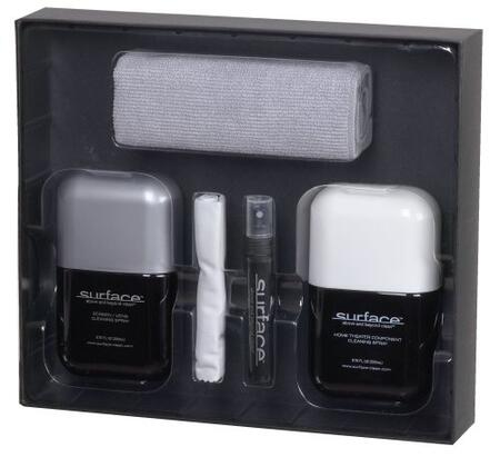 Audiovox Surface SURF200KIT Screen and Lens Cleaning Kit for Home Theater and AV