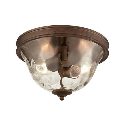 460282_Cheltham_2Light_Flush_Mount_in_Mocha_with_Clear_Water