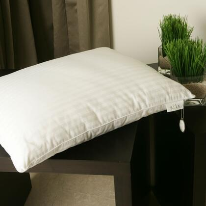 -PIL-KNG-2 Silk-filled Pillow