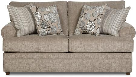 8530BR-02 MACEY PEWTER 75
