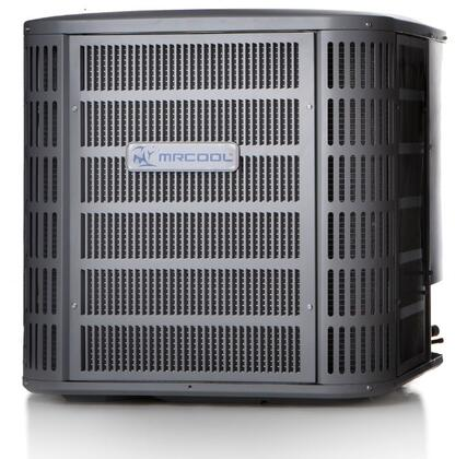 MHP13036 13 SEER R410A Heat Pump with 36000 BTU Nominal Cooling  High-efficiency Compressor and Aluminum Micro Channel Heat