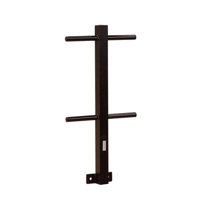 GWT4 Gym Weight Tree with 4x 1 inch  Horns for Olympic and Standard Weight