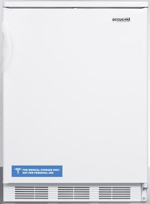 FF67 24 inch  FF67 Series Energy Star  Medical  Commercial Freestanding Compact Refrigerator with 5.5 cu. ft. Capacity  Crisper  Door Storage  Interior Light and