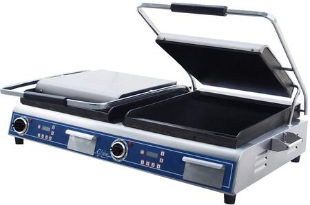 GSGDUE14D Deluxe Double Sandwich Grill with Smooth Plates  14