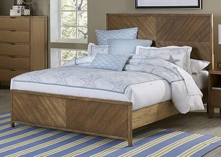 Strategy B100-36-78 Queen Bed with Headboard  Footboard and Side Rails in
