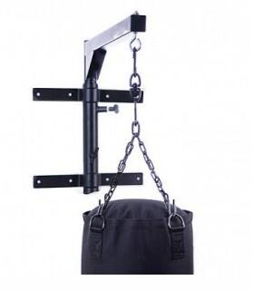 FM-502HWM Heavy Bag Wall Mount with Swivel  27 inch  Arm Extension  100 lbs. Capacity and Compact Design  in
