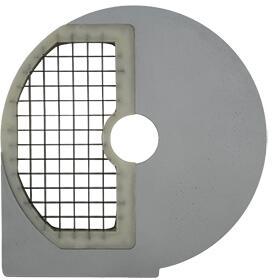 GC12 Dicing Disc Blade for Master Sky 3/4 HP Food Processor with 1/2