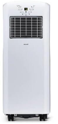 AC10100E Newair Ultra Compact 10 000 BTU Portable Air Conditioner with Self Evaporative Cooling  Adjustable Louvers  Air Filtering System and Remote Control : 315951