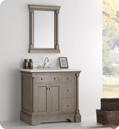 Click here for Kingston Collection FVN2236SA 36 Traditional Bathr... prices