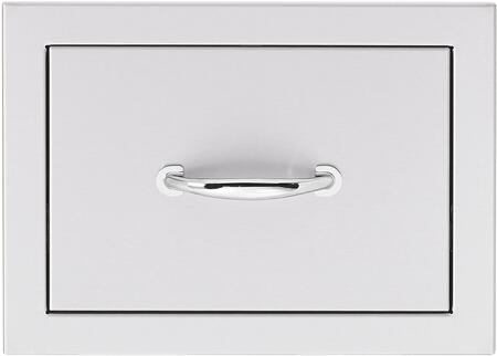 SSDR1 Single Drawer  in Stainless