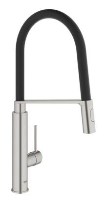 31492DC0 Concetto Professional Single-Handle Kitchen Faucet  In Supersteel