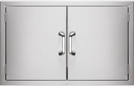 VDSP36 36 inch  Sealed Pantry Access Doors in Stainless