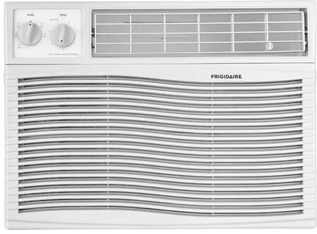 FFRA1211U1 20 Window Air Conditioner with 12 000 BTU Cooling Capacity  Effortless Clean Filter  Adjustable Side Panels  and Effortless Temperature