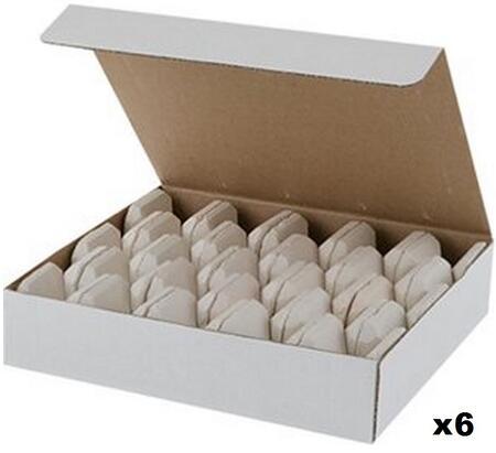 05004CM 6 Boxes of 60 Gas Grill Ceramic Briquettes
