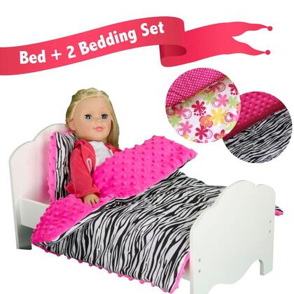 Click here for TD-11929-2B Teamson Kids - Little Princess 18 Doll... prices