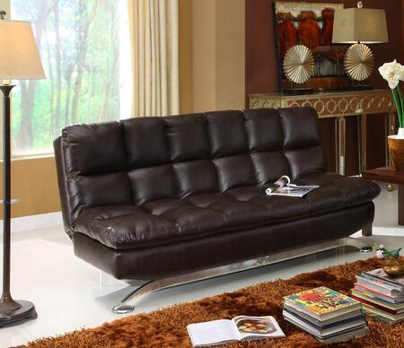 8501502-3 Lorenzo Pillow Top Convertible Sofa /