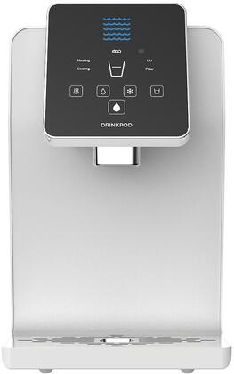 DP1000W 1000 Series Countertop Water Dispenser with Ultra+3 Filtration Technology  UltraVi Light Sterilization  Touch Controls  in