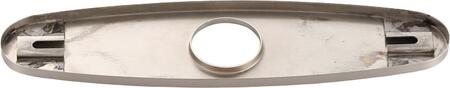 RVA1029ST Kitchen Faucet Hole Cover 10 inch  Deck Plate - Stainless