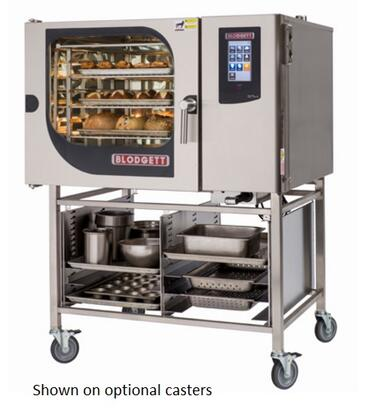 BLCT62G Single Gas Boilerless Combination-Oven Steamer with Touchscreen Control  Multiple modes  Self cleaning system. Capacity: 5 sheet pans or 10 North