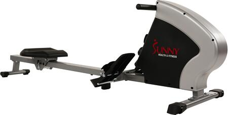 SF-RW5801 SPM Magnetic Rowing Machine with Ergonomic Foot Pedals  Oversizing Seat  Magnetic Tension  Foldable Power and SPM Monitor  in