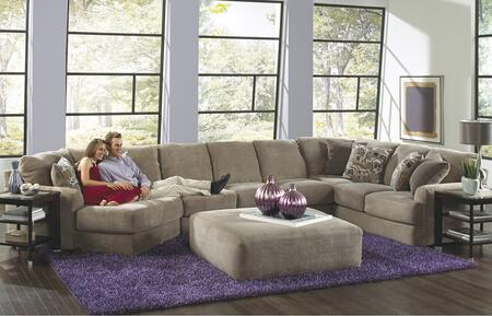 Malibu Collection 3239-92-30-72-1983-36/2736-48/2737-28 188 inch  3-Piece Sectional with Left Arm Facing Piano Wedge  Armless Sofa and Right Arm Facing Section with