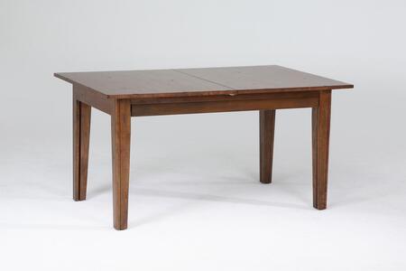 TOLRA617L Toluca 132 Rectangular Leg Table  with