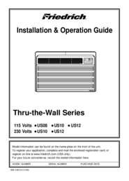 Installation and Operation Guide