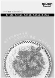 R-1505  R-1506 Operation Manual (1200K)