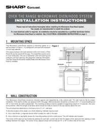 R-1510  R-1511  R-1512  R-1514 Installation Instructions (670K)