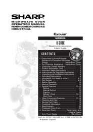 R-308KK/KW Operation Manual (600K)