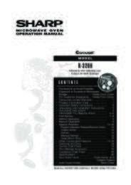 R-320HK/HW/HQ Operation Manual (1400K)