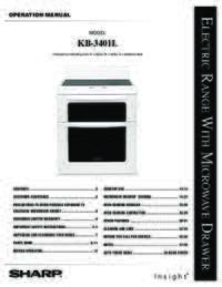 KB-3401LS  KB-3401LK  KB-3401LW Operation Manual (1300K)