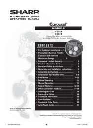 R-307N , R-308N Operation Manual (File Size: 667k)