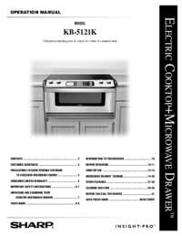 KB-5121KS , KB-5121KK , KB-5121KW Operation Manual (File Size: 1731k)