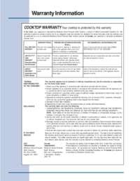 Warranty Document