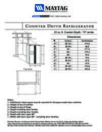 Spec and Dimensions Diagram